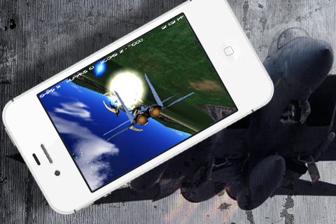 Screenshot F-15 Eagle: Flight of the Defender