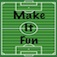 Soccer Fan Fun Icon
