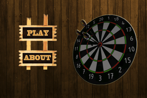 Screenshot Easy Darts 3D