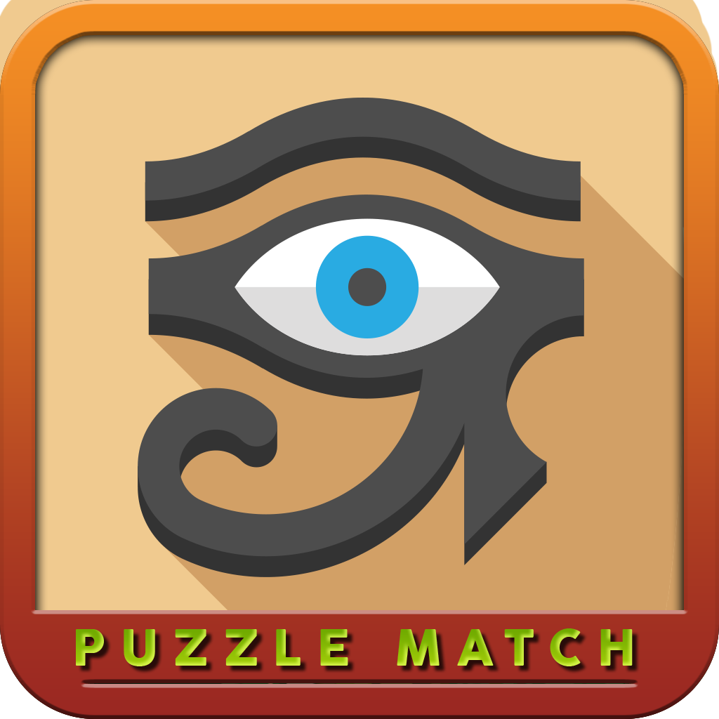Ace Egypt Match - Brain Puzzle Mania